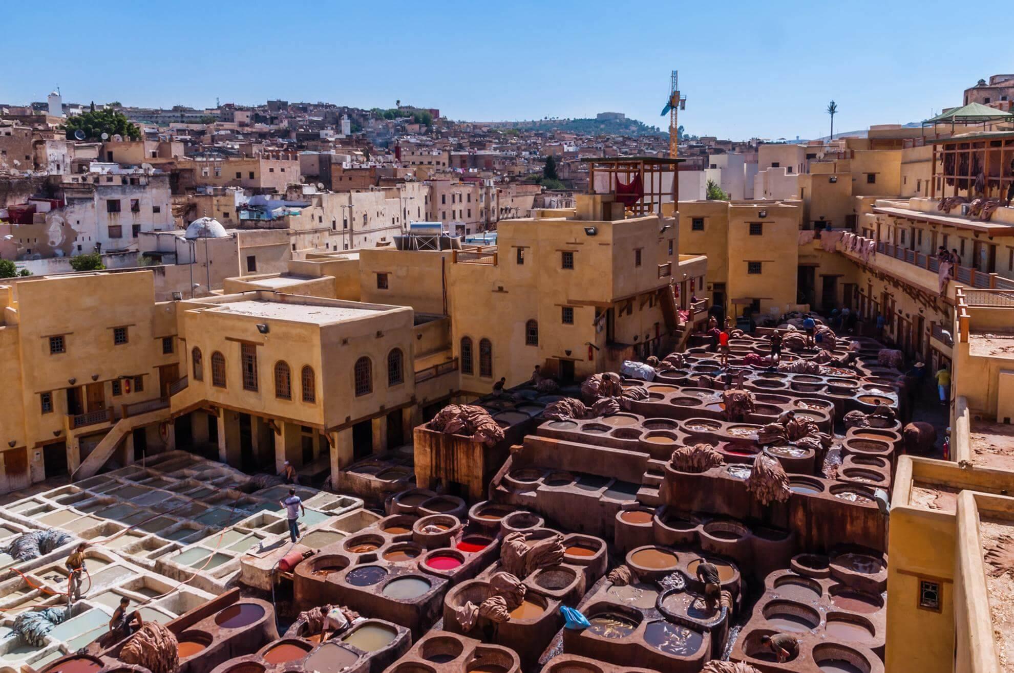 circuit villes impériales maroc desert du maroc