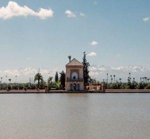 Aktivitäten in Marokko