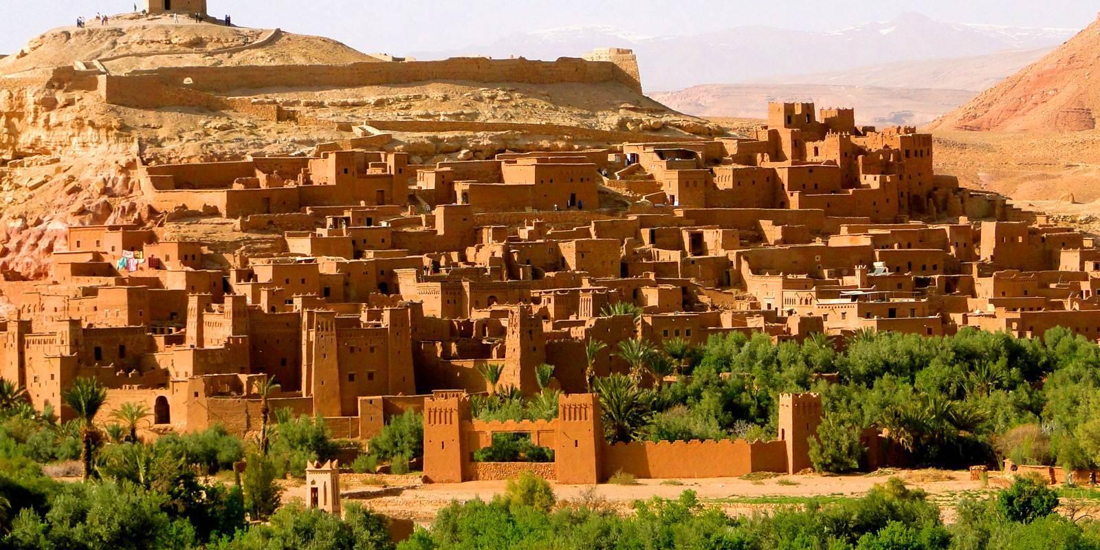 Ouarzazate Tagestour