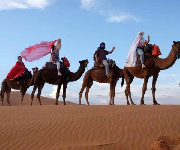Erg Chegaga Wüstentour